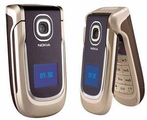 Orijinal Nokia 2760 Bluetooth MP3 Video FM Radyo Java Oyunları 2G GSM900 / 1800 Yenilenmiş Cep Telefonu