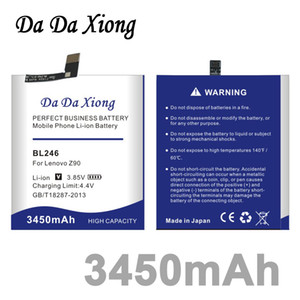Da Da Xiong 3450mAh BL246 Akku für Lenovo VIBE SHOT Z90 / Z90-3 / Z90-7