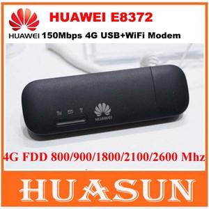 Envío gratis Huawei E8372 150Mbps 4G LTE Wifi Módem CAT4 USB stick PK huawei E8278 W800Z