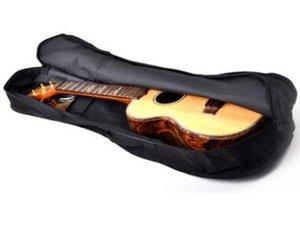 Paquete de instrumentos musicales ukulele bolsa de guitarra a prueba de agua más hombro de algodón 21 pulgadas 24 pulgadas 26 pulgadas