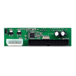PATA IDE TO SATA Converter Adapter Card Plug&Play 7+15 Pin 3.5 2.5 SATA HDD DVD