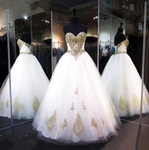 Vestidos de bola vestidos de baile Para desfile de las mujeres reales Fotos ata para arriba el corsé de novia Vestido de noche largo del vestido formal