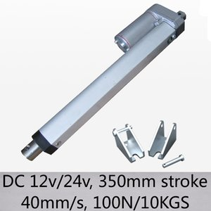 40mm s high speed 100n 10kgs load linear driver 14