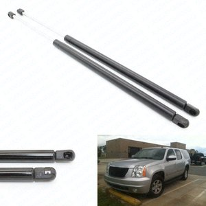 Fits for 2007-2008 2009 2010 2011 2012 2013 Cadillac Escalade FOR 2007-2013 GMC Yukon 2Pcs Front Bonnet Hood Auto Gas Spring Lift Support