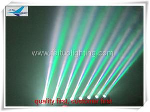 (8 / lot) 무대 블라인더 led bar moving head 8x10w led bar rgbw dmx moving head light