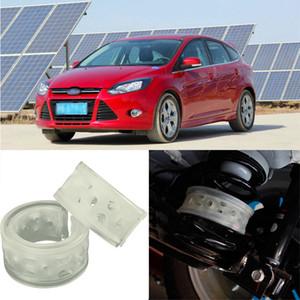 2pcs Super Power Rear Amortiguador Auto Spring Bumper Power Cojín amortiguador especial para Ford Focus 2012 Cambio de diseño de coche
