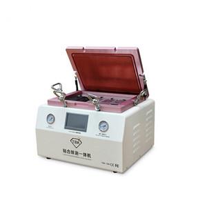 TBK-308 Vuoto OCA macchina di laminazione Bubble Remover Pompa di vuoto incorporata Compressore d'aria Debubbler per 15 pollici Cell Phone