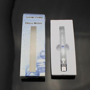 Pyrex Glass Hookah Zerstäuberbehälter verdampfen trockenes Kraut-Wachsfederwasserfilterrohr ecig e cig Zigarettenbongs