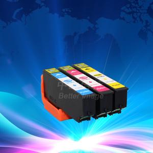 T410XL Uyumlu Mürekkep Kartuşları, herhangi 3 adet 1 grup, xp530 xp630 xp830 için mürekkep kartuşu, XP-530 XP-630 XP-830 için yedek renkli mürekkep