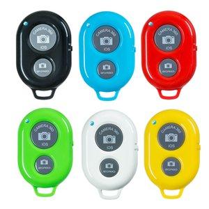 아이폰 IOS 안드로이드 전화의 새로운 무료 배송 원격 셔터 모노 포드 무선 블루투스 전화 카 메타 셀프 타이머