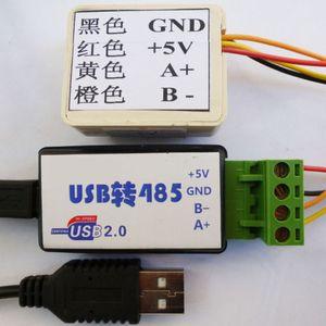 DC5V USB ao PLC do módulo DS18B20 RS485 do monitor da temperatura de Modbus 485 RTU