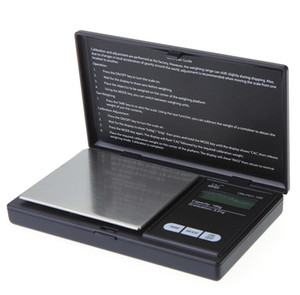 100g * 0.01g Mini Gram Weight Balance LCD Electronic Scale Pocket Digital Scale Jewelry Gold Diamond Weighting Scale Drop Shipping