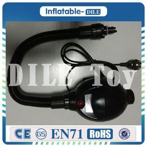 Ücretsiz kargo 800 W Elektrikli Hava Pompası Hava Blower Kabarcık Futbol Için, Tampon Topu, Kabarcık Futbol, Su Makaralı Topu, Zorb Top