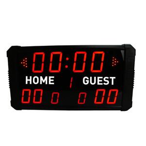 [GANXIN] Çok Spor Skorboard Zamanlayıcılar Kapalı Masa Basketbol Basketbol ve böylece Scoreboards Üzerinde İşlevli Led Ekran