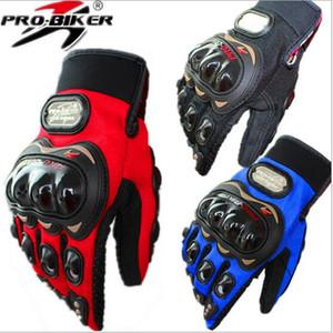 PRO-BIKER Profissional luvas da motocicleta do esporte dos homens proteger as mãos cheias de dedo guantes moto motocicleta guantes ciclismo accesorios