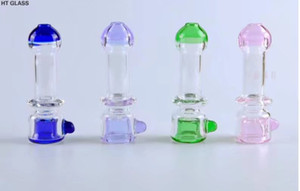Colorful pipe , Wholesale Glass Bongs, Glass Water Pipe, Hookah, Smoking Accessories,