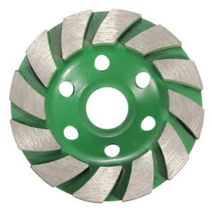 Ferramenta de pedra de moedura concreta do disco da roda do copo do diamante de 100mm