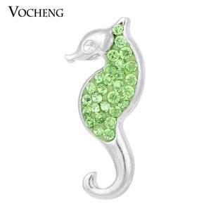 VOCHENG Нуса-3 цвета 18мм Nautical конек Сменная Имбирь Привязать Jewelry Vn-1062
