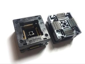 Enplas IC TEST SOKET OTQ-80-0.5-16 QFP80PIN TQFP80 0.5mm SAHA YANIK İÇİNDE LOKMA