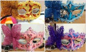 Parche de PRINCESA PINTADA Venice Mask Party Women Mask Party 2016 y Halloween Hombres RTFLK