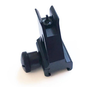 Mira de ferro Caça Tático Frontal Visão Tiro Arma Acessórios Airsoft Rifle Scope Alta qualidade e durável
