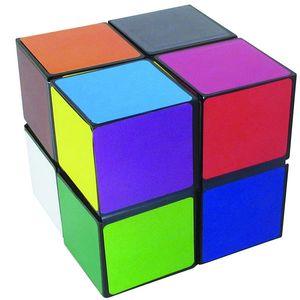 Star Cube Transforming Puzzle Géométrique Magic Cube Détachable Infinity Cube 2IN1 Cubes D'infini Fidget Cubes Nouveauté EDC Jouets De Décompression