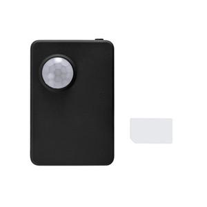 Mini Wireless PIR Infrarot Sensor Alarm Bewegungsmelder, GSM Alarm System Diebstahlsicherung / Auto Locater, GPS Tracker, Auto Dail und Sprachaufnahme
