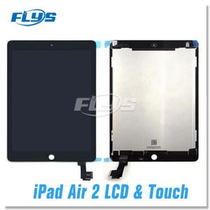 Für iPad Air 2 LCD Display + Touchscreen Digitizer Digitizer Montage Ersatz für iPad 6 Freies DHL