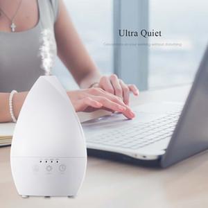 Original Difusor de Óleo Essencial Umidade Ultrasonic Névoa Fresca com 6 Luzes LED Cor Difusor de Óleo Ultrasonic Aroma Umidificador de Ar NB