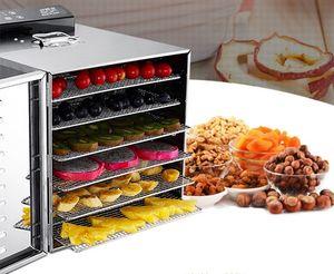 фрукты машина для сушки, обезвоживания машины, промышленные продукты питания водоотделитель, из нержавеющей стали Коммерческие электрические пищеварочные Сушилка LLFA