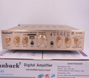 Özel Toptan Ev Cara TAMAM ile 5.1 kanal Dijital Güç Amplifikatörü USB Bluetooth Modülü FM Radyo