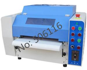Envío libre de regalías tarjeta 340mm Máquina de revestimiento UV revestidor de 220v