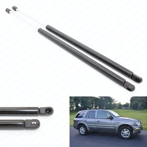 2pcs Rear Window Auto Gas Spring Prop Lift Support Fits For Isuzu Ascender FOR Saab 9-7X FOR Buick Rainier