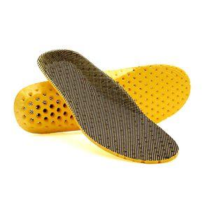 Solette sportive di alta qualità EVA Orthotic Arch Support Shoe Pad Solette traspiranti da corsa sportive Inserti Cuscino per uomo Donna
