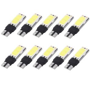 Yüksek güç Canbus T10 LED COB İç Ampul 194 168 W5W Park Yedekleme Sis Işık Fren Lambaları Oto Hata Yok COB araba ışık