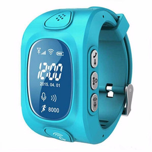 2016 New Y3 GPS Tracker Alarm Kids Smart Watch For Android IOS