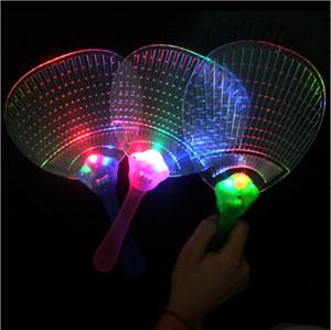 New Yiwu couleur de base LED ventilateur fan décrochage vendant des produits créatifs Mini jouets d'été