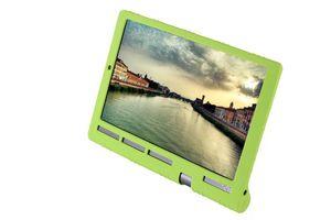 """Yumuşak Silikon Arka Kapak Tablet 10.1"""" için Lenovo YOGA Sekme 3 Pro 10 X90 X90L X90F YT3-X90L YT3-X90F Silika Jel Koruyucu Kılıf"""