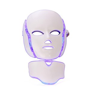 2016 Hot venda LED PDT Máscara Facial Pele Light Therapy LED Photon rejuvenescimento beleza máquina Facial