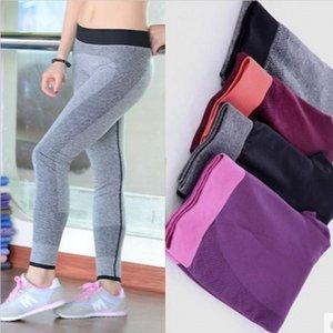 Wholesale-Women Sexy Leggings 2016 Gothic Sport Leggings Fitness Fashion Women Pants Leggins Gym Clothes For Women Pants Elastic Jegging