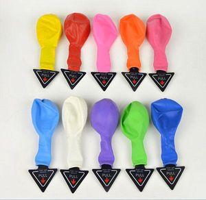 Colorido ballons de luz LED para festa de casamento bar executar decoração de natal light up ballons luz strobe ballon