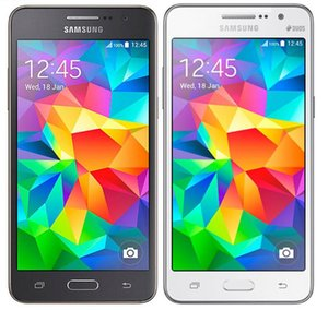 Yenilenmiş Samsung Grand Başbakan G530H G530 Unlocked Cep Telefonu Quad Core 8MP 5.0 inç Çift Sim
