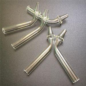 Толстая стеклянная пожарная головка для стеклянной масляной горелки Bong Water Pipe Pyrex Wildfire Glass Lighter Пожарная головка Трубка Кальян Аксессуар
