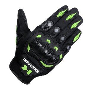 قفازات KTM النارية الرجعية الدراجات النارية و الدراجات سباق قفازات الرجال موتوكروس قفازات الأصابع كاملة M / L / XL / XXL