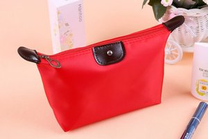 Free shipping Waterproof Cosmetic bag Fashionable style cosmetic case Travel wash bag available for different colors
