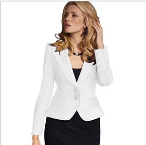 المرأة معطف الصوف يمزج معطف سوبر لينة جيوب السوستة رمادي إمرأة صوف معاطف الرقبة معطف عالية الجودة