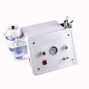 Taşınabilir 3 1 Elmas İpuçları Mikrodermabrazyon Hydro Oksijen Kabuğu Su Derrrmabrazyon Oksijen Jet Derin Temizlik Cilt Gençleştirme