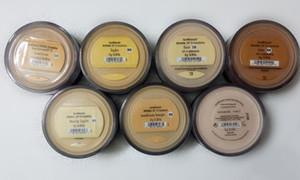 Makeup Minerals الأساس الأصلي SPF 15 مؤسسة 8 جرام عادلة / متوسطة / ضوء إلى حد ما / متوسط البيج جديد حار حار dhl