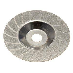 100mm 4 pulgadas THK Diamond Grinding Grinding Disco redondo rueda de la arena