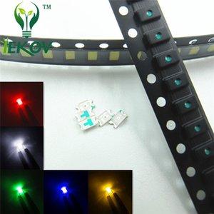1000pcs 0603 SMD / SMT LED 200X Her renk Beyaz Kırmızı Mavi Yeşil Sarı Yayan Diyot Yüksek kaliteli SMD Chip lamba boncuk DIY